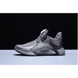 Adidas AlphaBounce Beyond M Hombre Mujer Zapatillas Running Grey