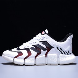 Adidas Climacool Ultraboost Hombre Zapatillas Running White Red