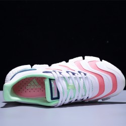 Adidas Climacool Ultraboost Hombre Mujer Zapatillas Running White Pink Green