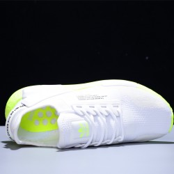 Adidas NMD_R1 V2 Boost 3M White Fluo Green Hombre Mujer Zapatillas Running Mesh FX3903