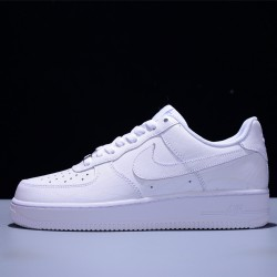 Nike Air Force 1 Low Superme Hombre Mujer Zapatillas White Tricolor Glow Zapatos N-0266