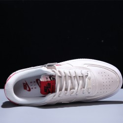 Nike Air Force 1 Shadow Mujer Zapatillas Pink Red