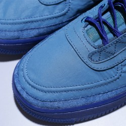 Nike Air Force 1 Shell Midnight Turquoise WMNS Zapatillas Blue Zapatos BQ6096-300