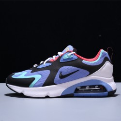 Nike Air Max 200 Zapatillas Running Hombre Mujer Blue Black White