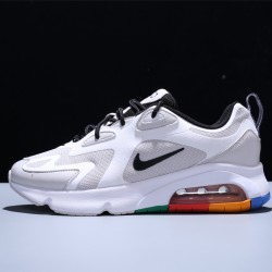 Nike Air Max 200 Zapatillas Running Hombre Mujer White
