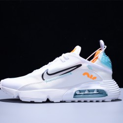 Nike Air Max 2090 Zapatillas Running Hombre Mujer White Blue