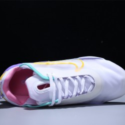 Nike Air Max 2090 Zapatillas Running Hombre Mujer White Purple Yellow