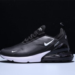 Nike Air Max 270 Zapatillas Running Leather Hombre Black