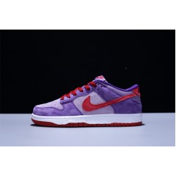 Nike Dunk SB Low SP Plum Hombre Mujer Zapatillas Purple Red