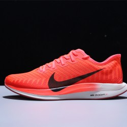 Nike Zoom Pegasus Turbo 2 Hombre Mujer Zapatillas Running Red