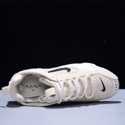 Stussy x Nike Air Zoom Spiridon Caged Hombre Mujer Zapatillas Running Beige CQ5486-200