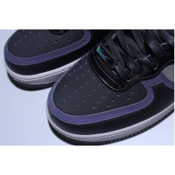 A Ma Maniére x Nike Air Force 1 High 'Hand Wash Cold' Hombre Mujer Zapatillas Black Grey White 5T6665-001